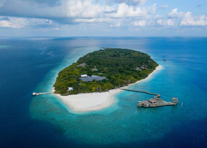 14465_Soneva Fushi Island - Aerial
