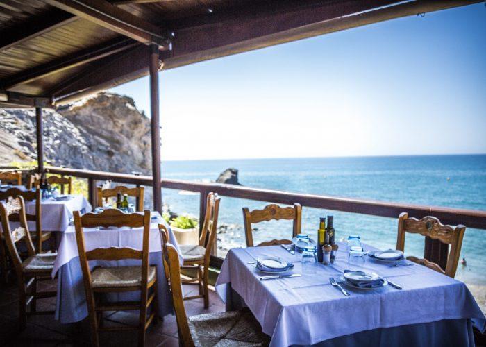 LA MANGA_La Cala - terrace